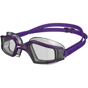 speedo Aquapulse Max V3 Goggles Purple/Clear